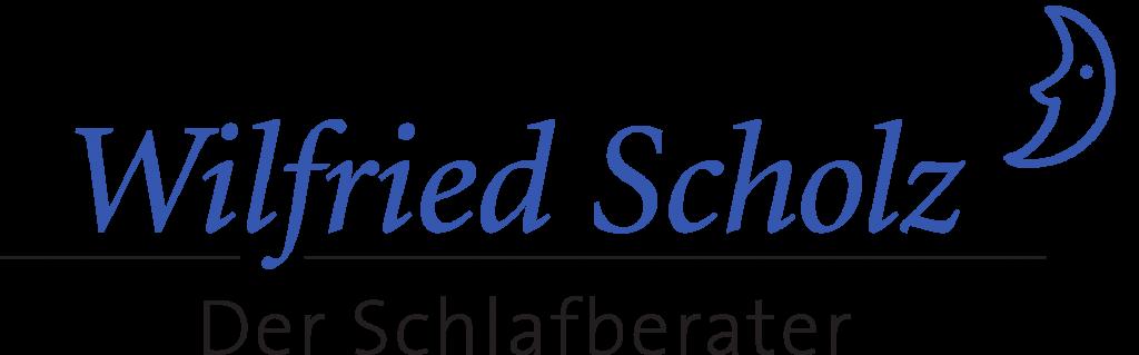 Logo Wilfried Scholz - der Schlafberater